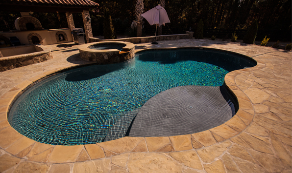 Superior Pools and Spas- Charlotte residential pools