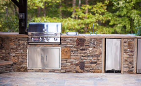 Outdoor Kitchen - outdoor living