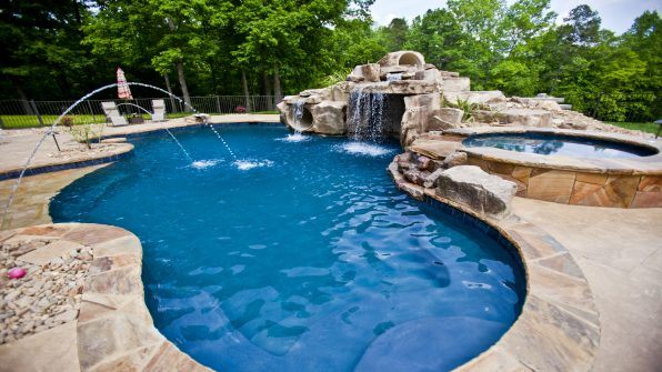 Charlotte Custom Pool Builder Raleigh Greensboro